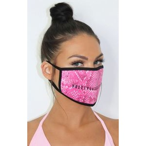 Full color 3 Layer Cotton Face Mask
